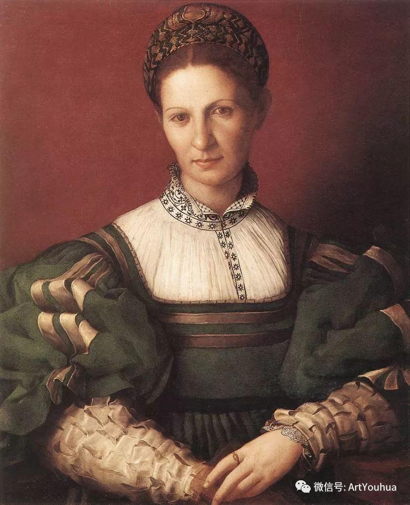 样式主义 意大利画家Agnolo Bronzino插图25