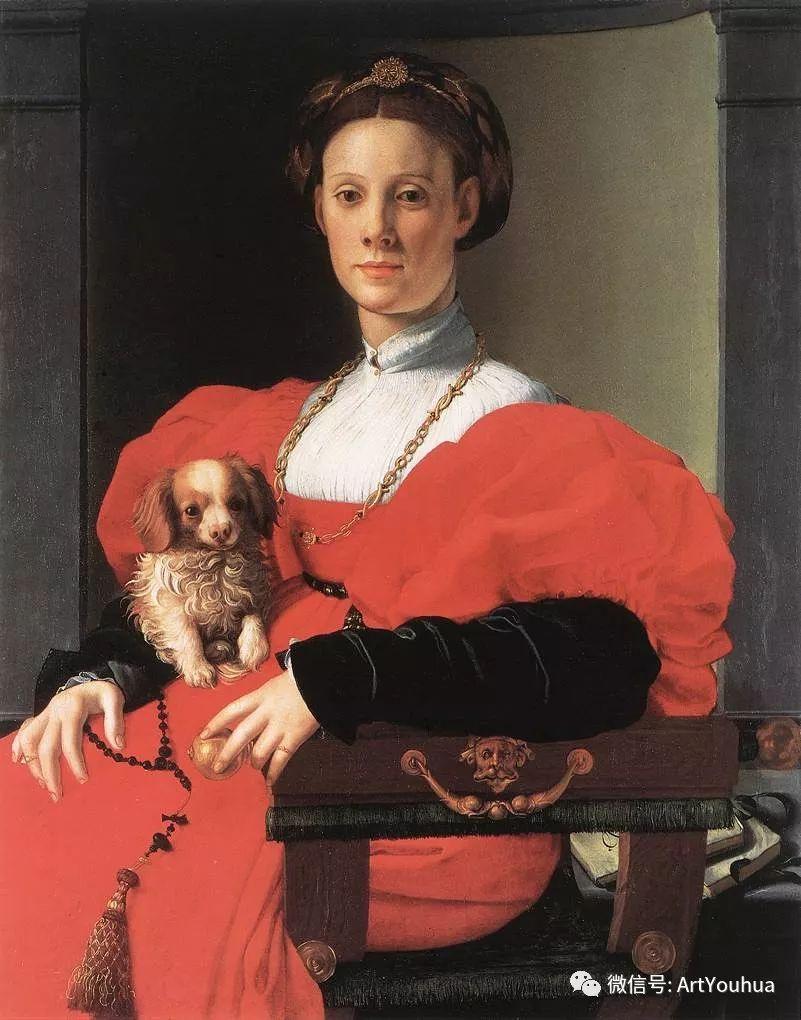 样式主义 意大利画家Agnolo Bronzino插图27