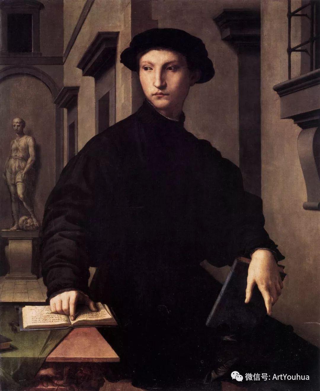 样式主义 意大利画家Agnolo Bronzino插图29