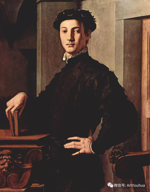 样式主义 意大利画家Agnolo Bronzino插图31