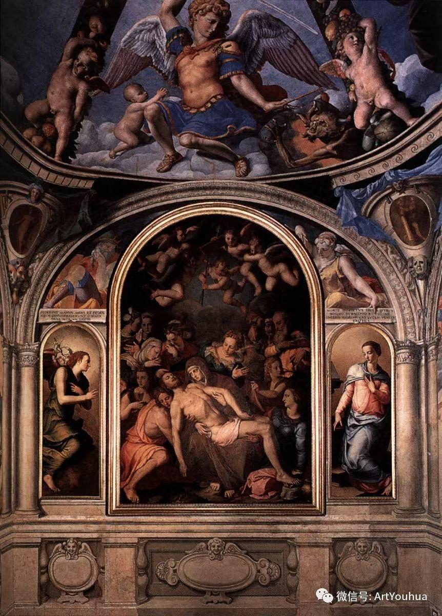 样式主义 意大利画家Agnolo Bronzino插图35
