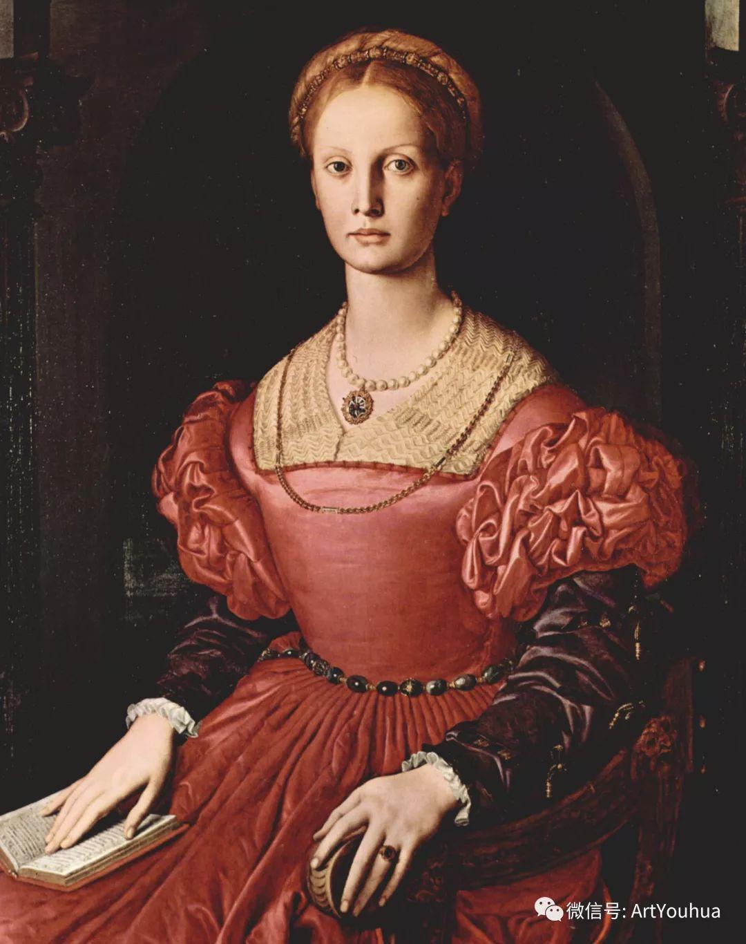 样式主义 意大利画家Agnolo Bronzino插图37