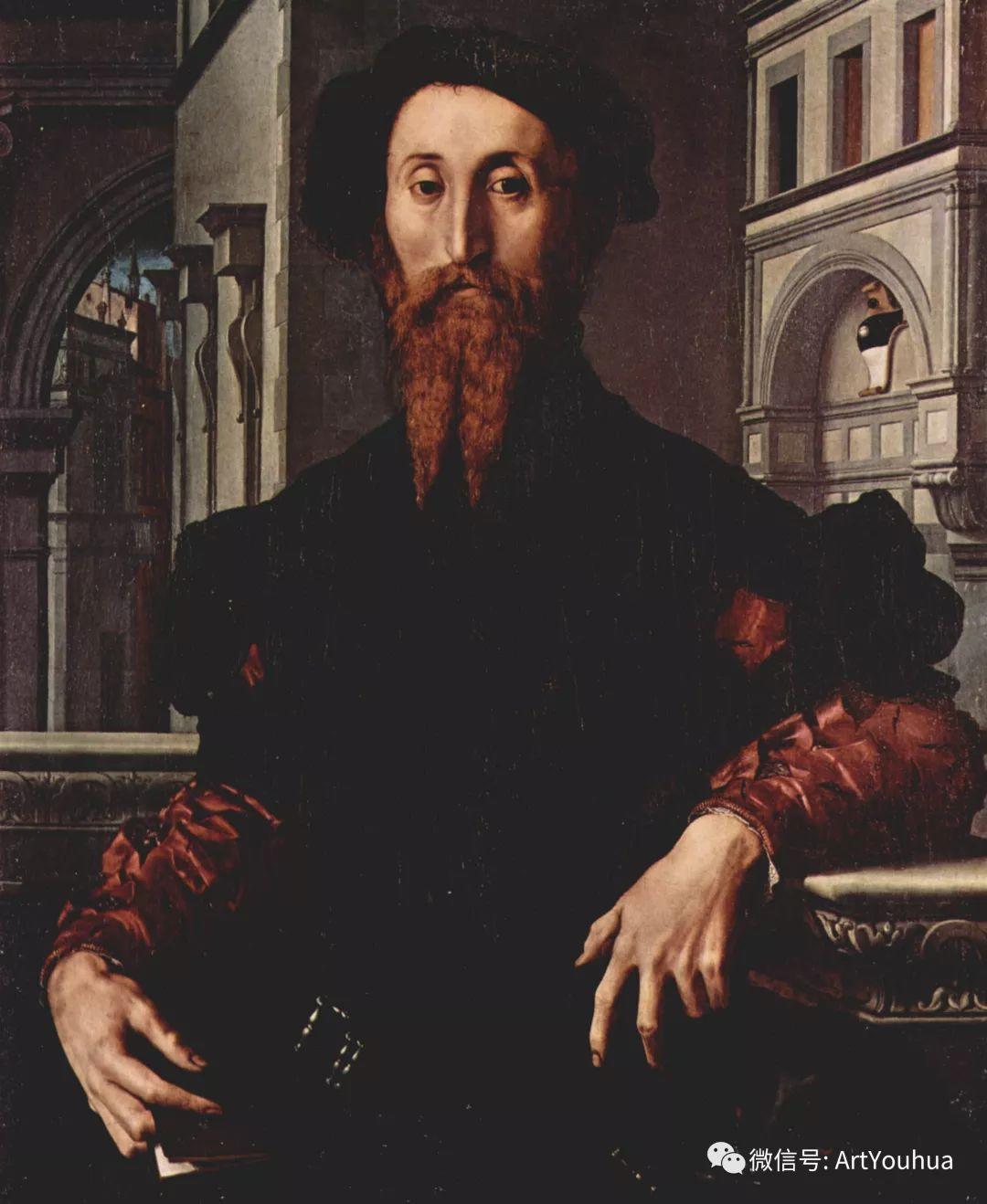 样式主义 意大利画家Agnolo Bronzino插图39