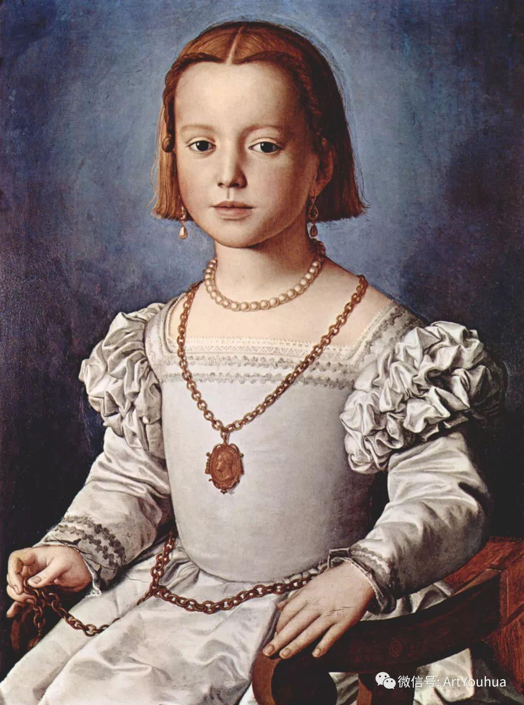 样式主义 意大利画家Agnolo Bronzino插图41