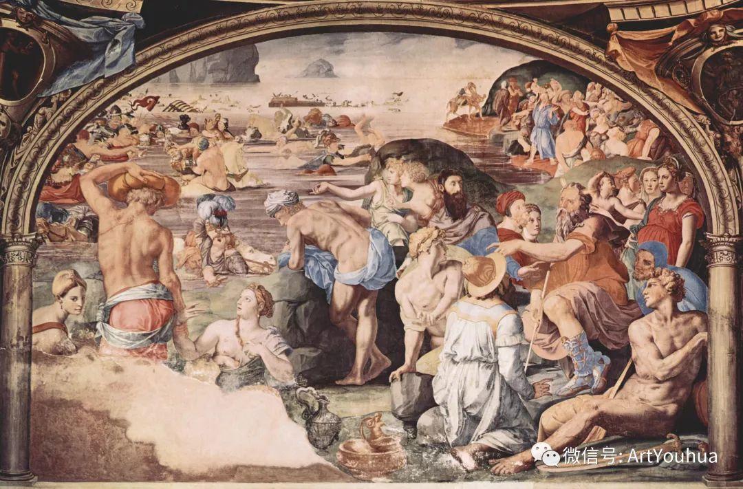 样式主义 意大利画家Agnolo Bronzino插图43