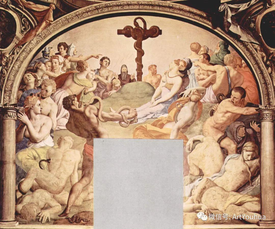 样式主义 意大利画家Agnolo Bronzino插图47