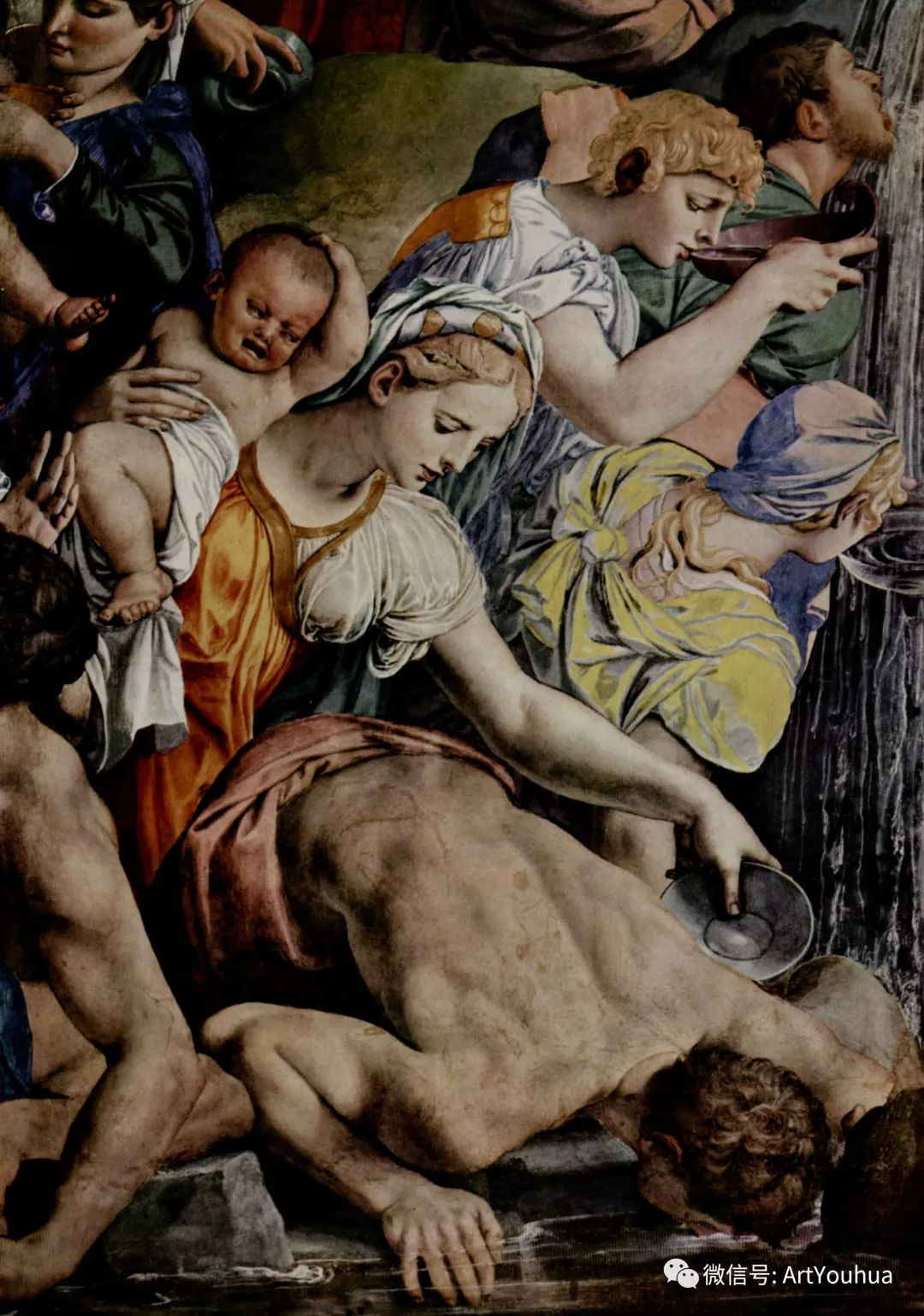样式主义 意大利画家Agnolo Bronzino插图49