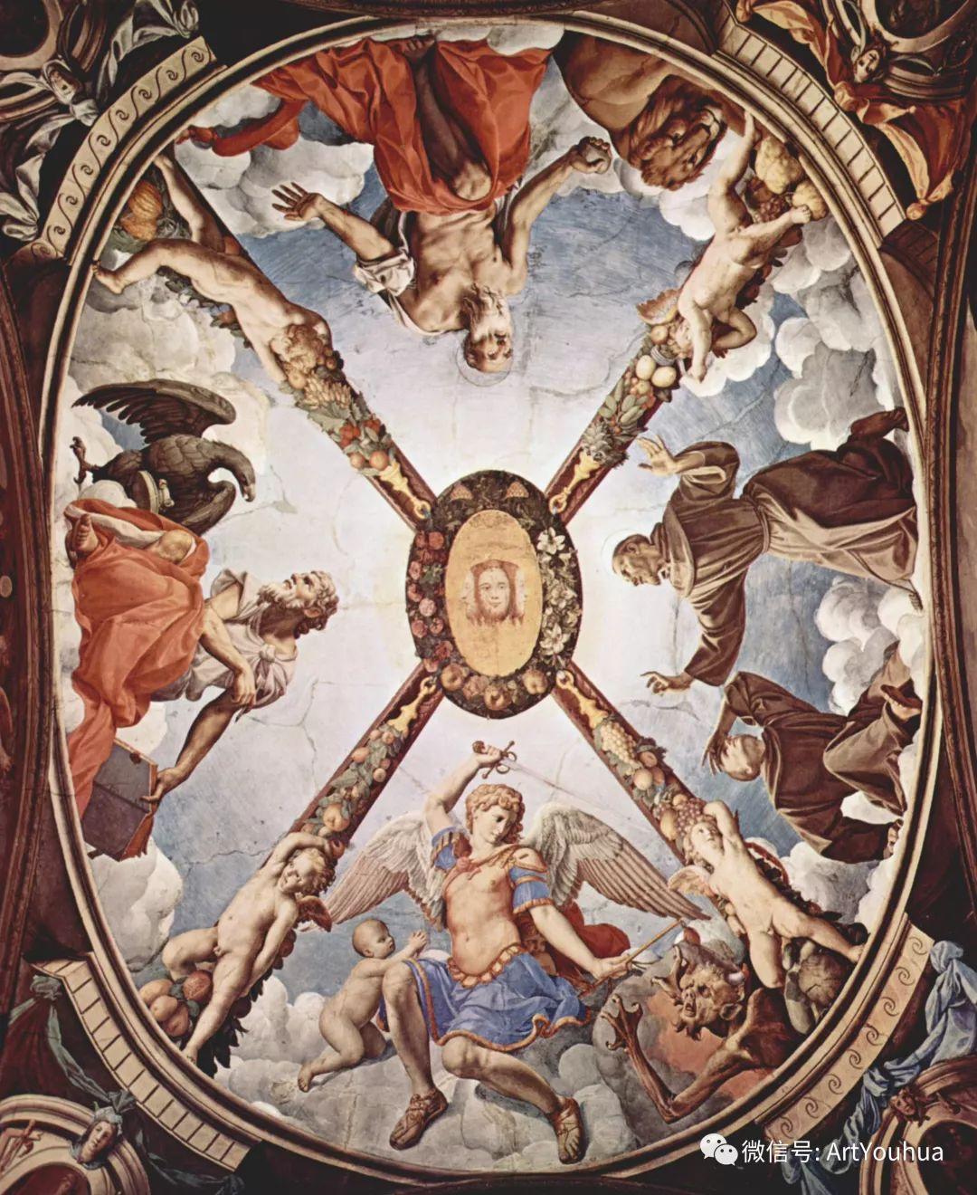 样式主义 意大利画家Agnolo Bronzino插图55