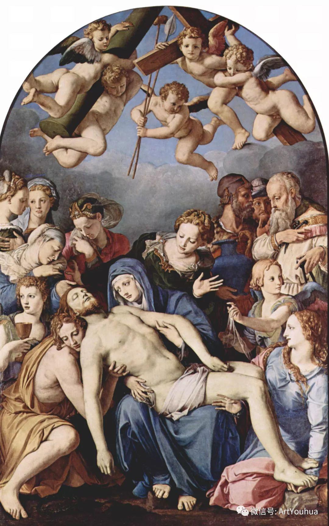 样式主义 意大利画家Agnolo Bronzino插图59