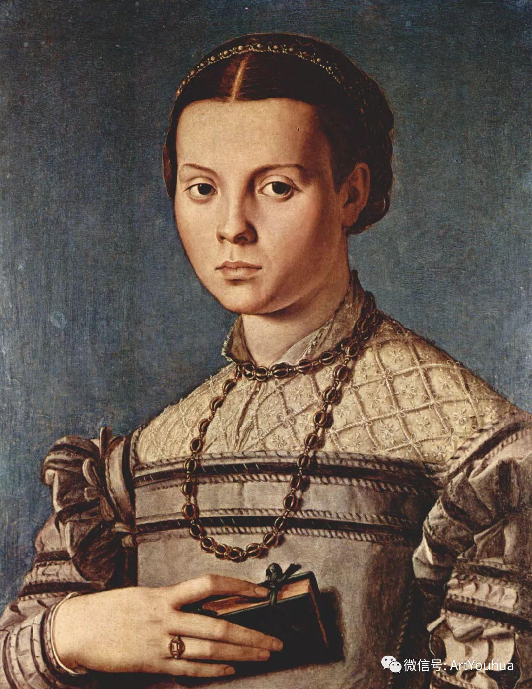 样式主义 意大利画家Agnolo Bronzino插图61