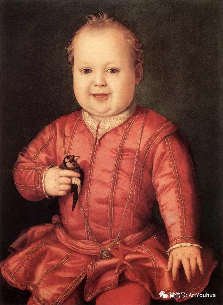 样式主义 意大利画家Agnolo Bronzino插图67
