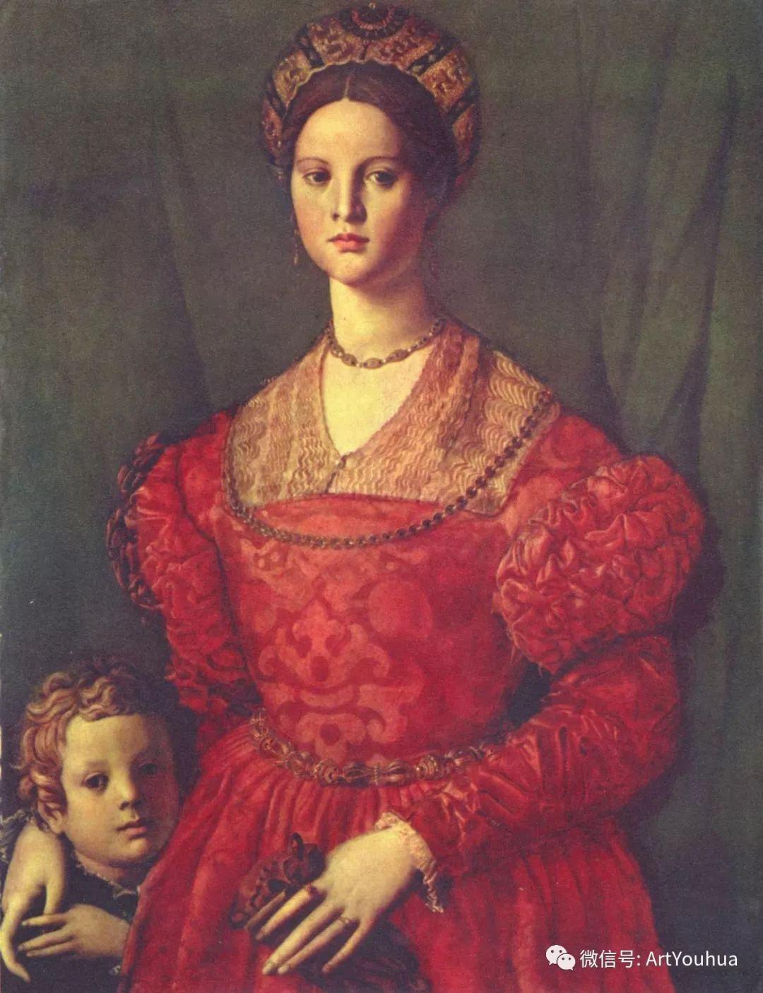 样式主义 意大利画家Agnolo Bronzino插图69