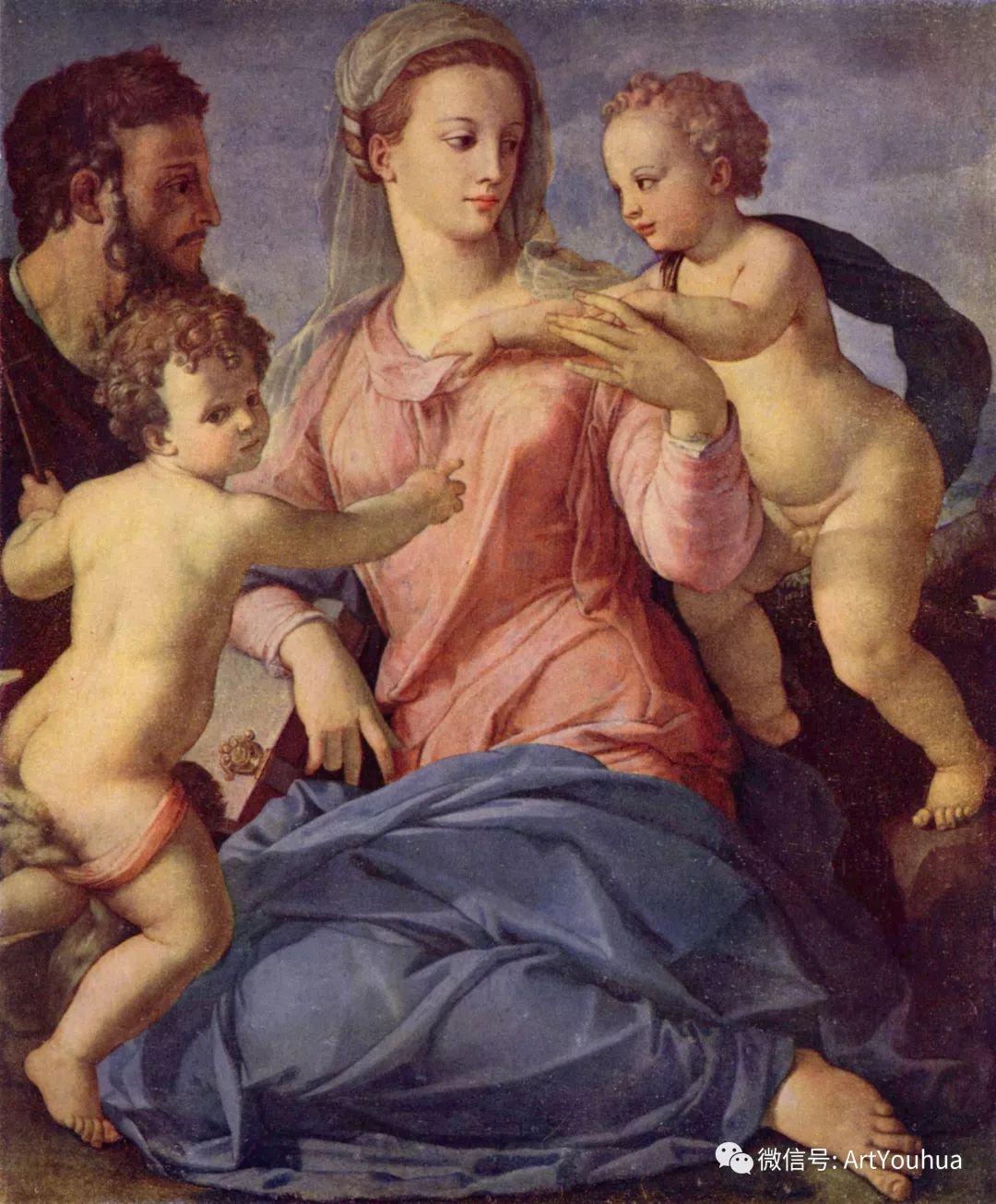 样式主义 意大利画家Agnolo Bronzino插图71