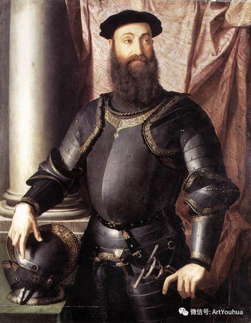 样式主义 意大利画家Agnolo Bronzino插图73