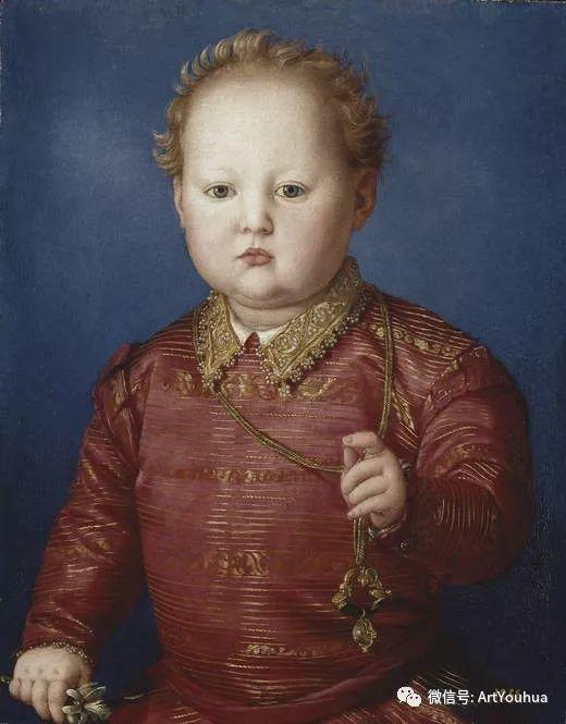 样式主义 意大利画家Agnolo Bronzino插图75