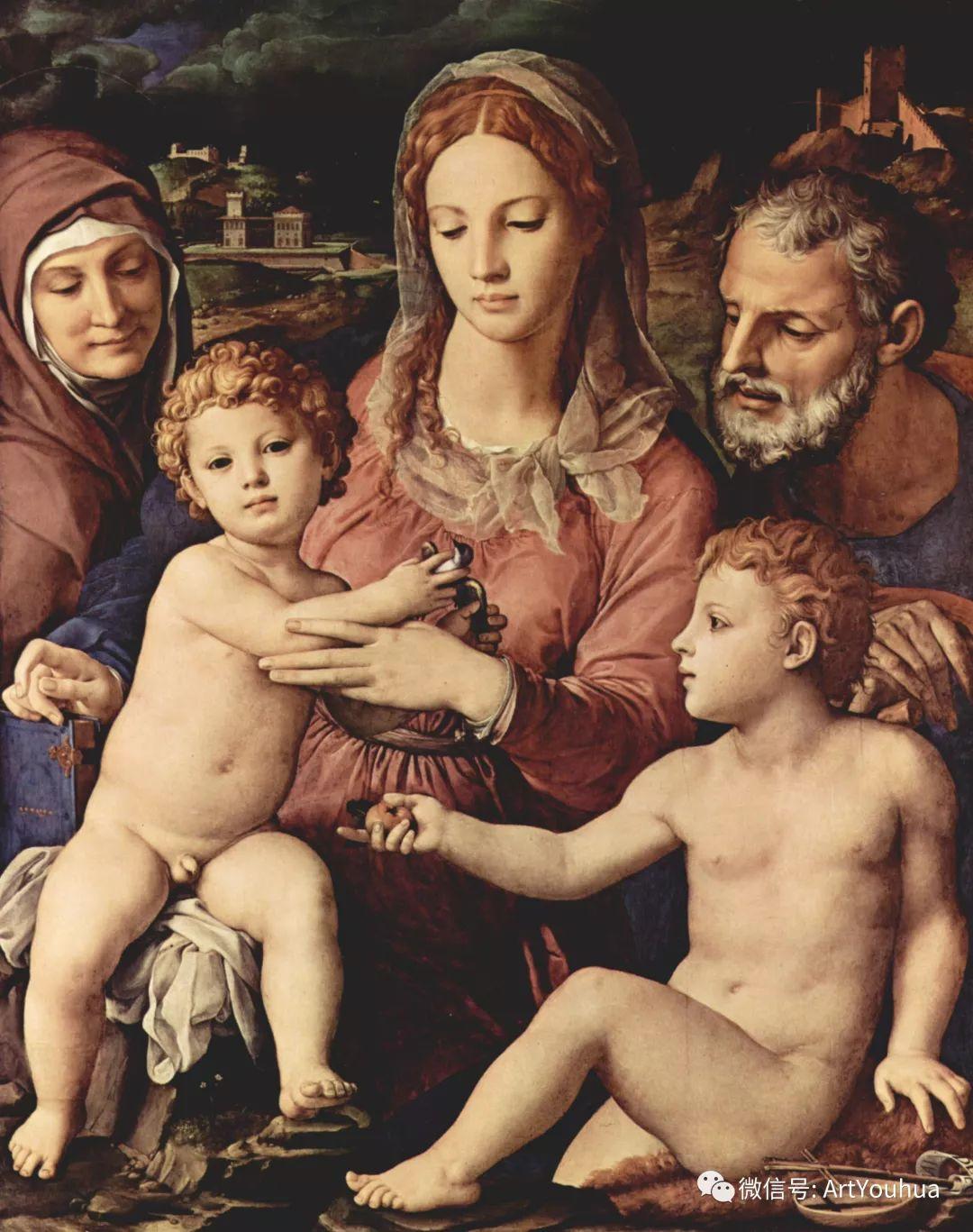 样式主义 意大利画家Agnolo Bronzino插图77