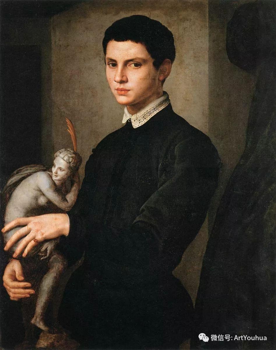 样式主义 意大利画家Agnolo Bronzino插图79