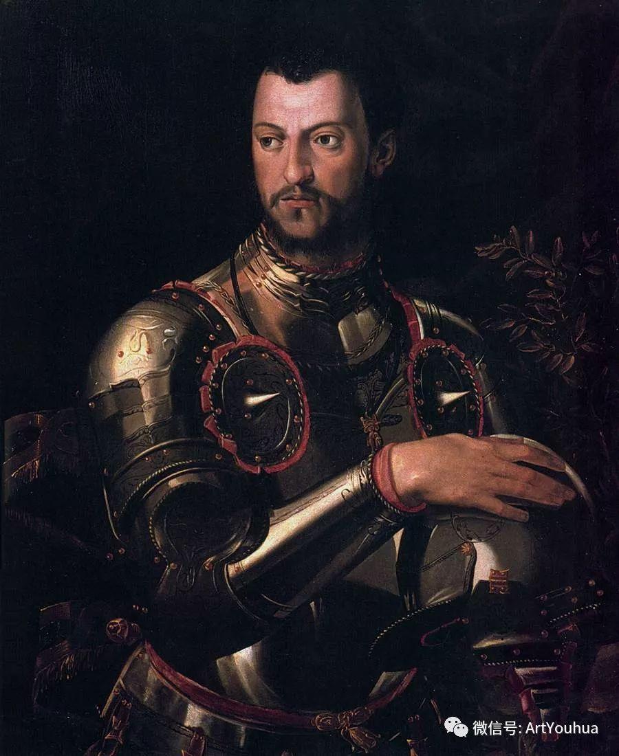 样式主义 意大利画家Agnolo Bronzino插图81