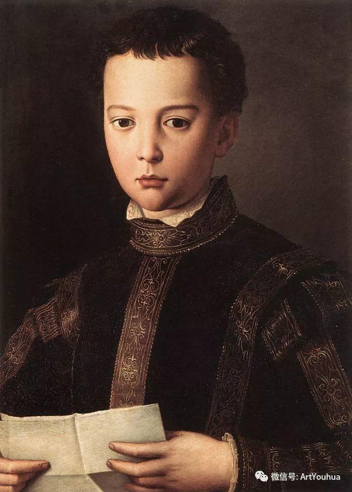 样式主义 意大利画家Agnolo Bronzino插图85