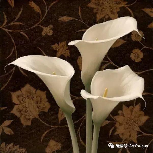 花卉作品欣赏  俄罗斯画家Igor Levashov插图23