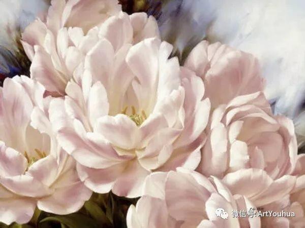花卉作品欣赏  俄罗斯画家Igor Levashov插图29