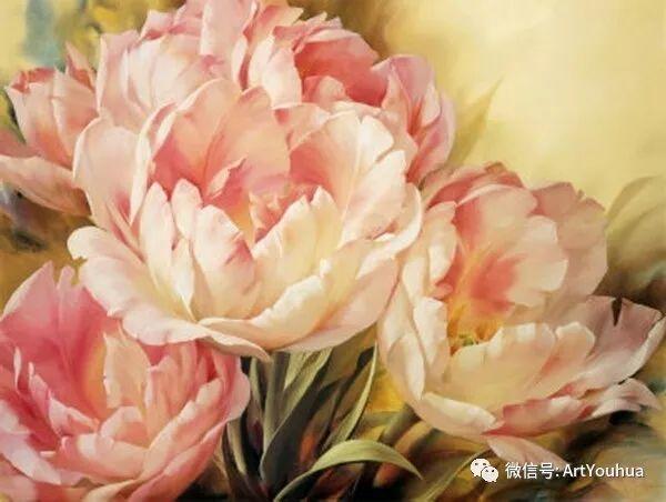 花卉作品欣赏  俄罗斯画家Igor Levashov插图45