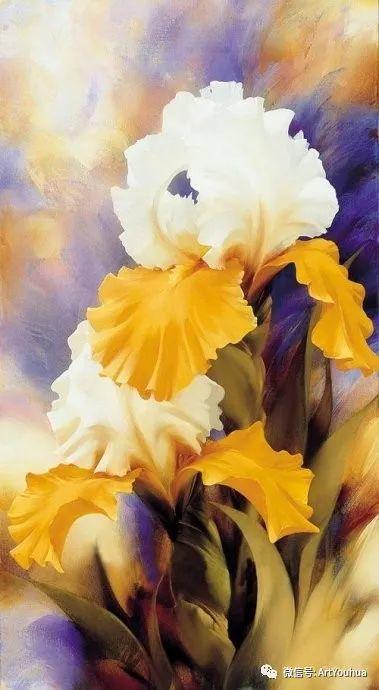 花卉作品欣赏  俄罗斯画家Igor Levashov插图53