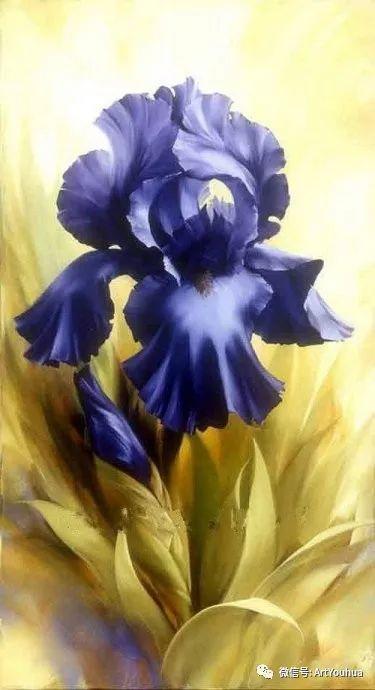 花卉作品欣赏  俄罗斯画家Igor Levashov插图55