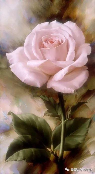 花卉作品欣赏  俄罗斯画家Igor Levashov插图57