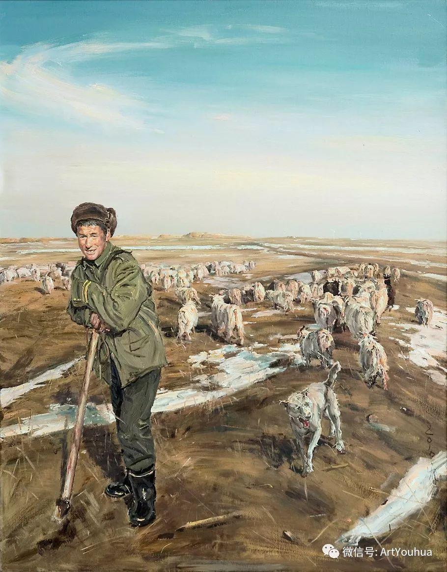 张立农油画作品欣赏插图7