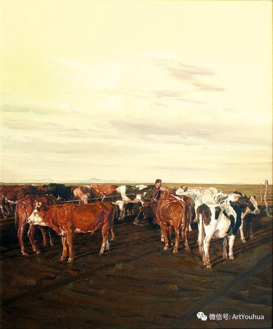 张立农油画作品欣赏插图17