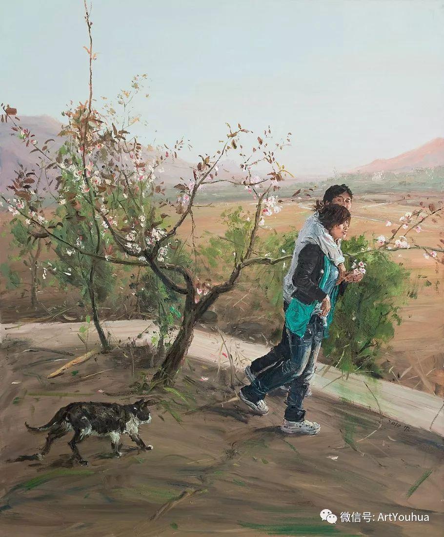 张立农油画作品欣赏插图33