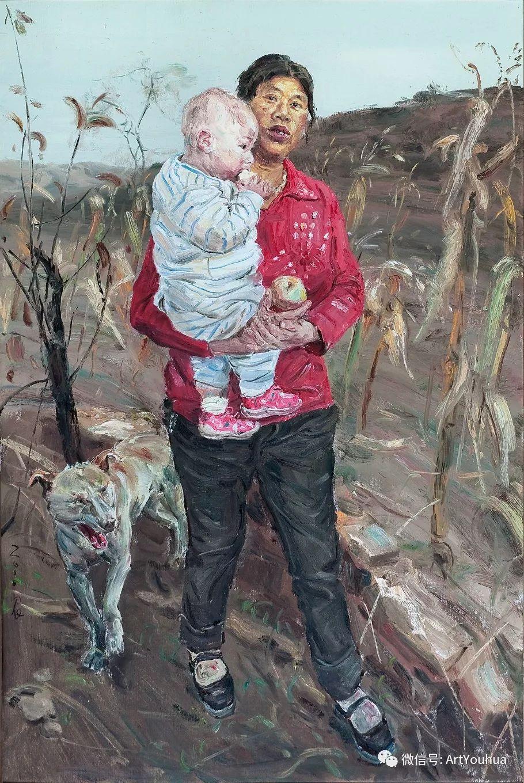 张立农油画作品欣赏插图43