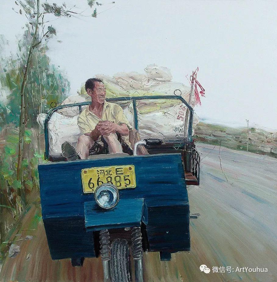 张立农油画作品欣赏插图47
