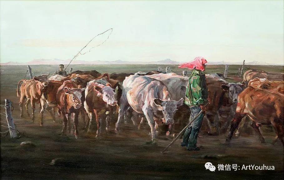 张立农油画作品欣赏插图57