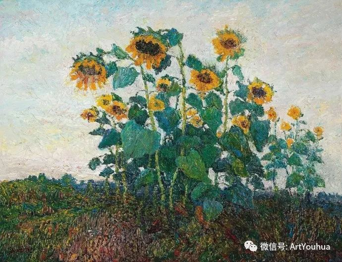 孙云台风景油画欣赏插图11