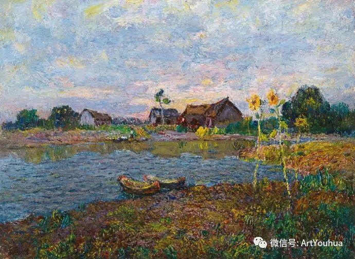 孙云台风景油画欣赏插图19