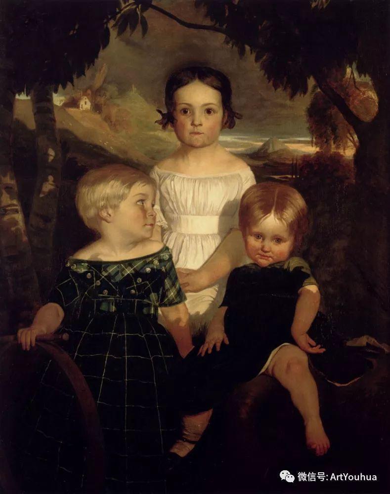 拉斐尔前派  英国画家Ford Madox Brown插图17