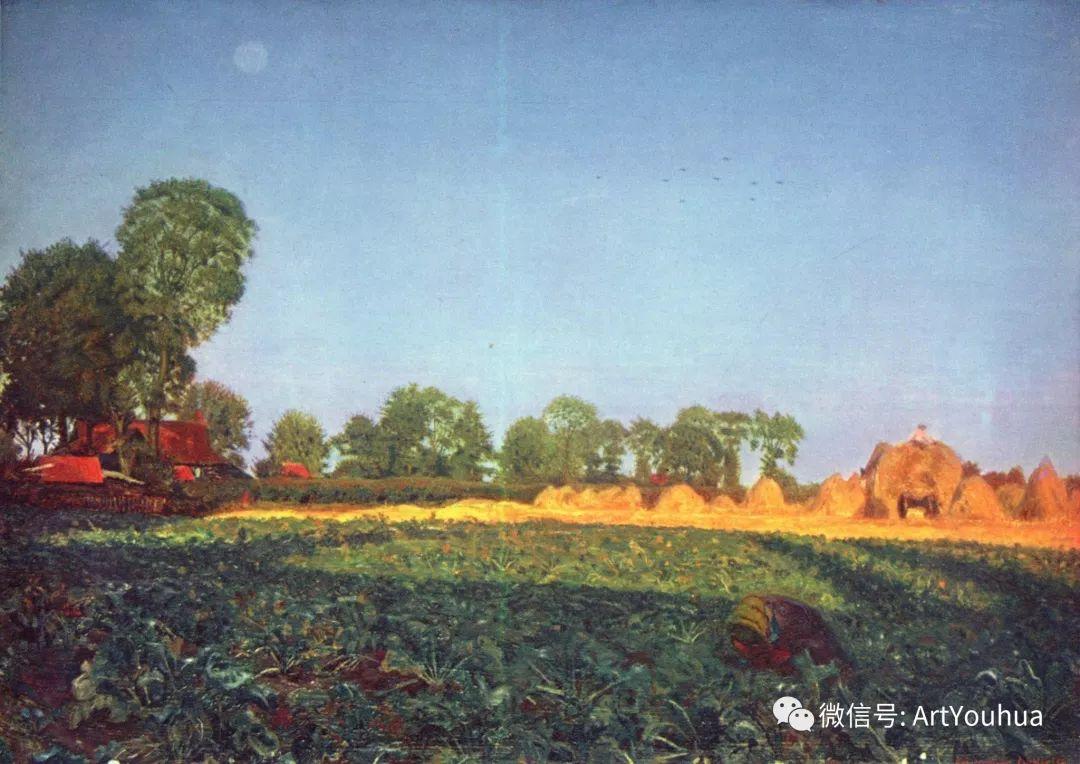 拉斐尔前派  英国画家Ford Madox Brown插图31
