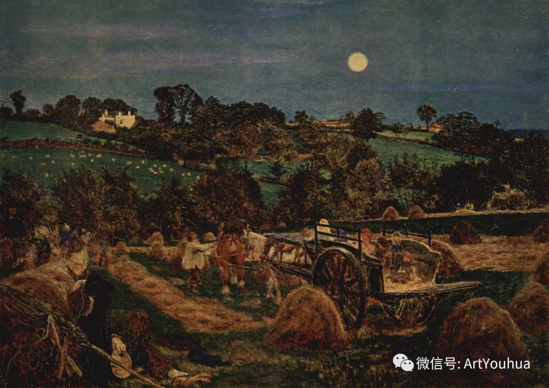 拉斐尔前派  英国画家Ford Madox Brown插图33