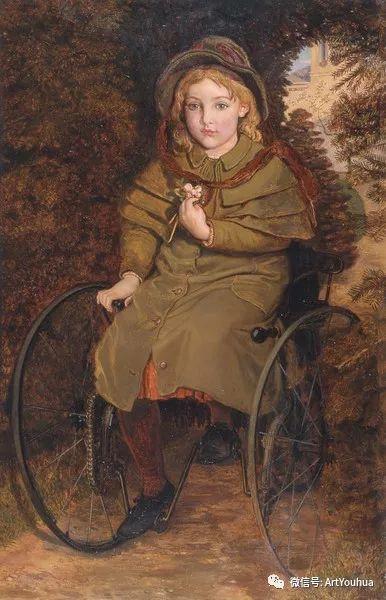拉斐尔前派  英国画家Ford Madox Brown插图51