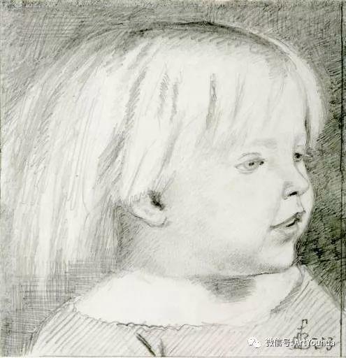 拉斐尔前派  英国画家Ford Madox Brown插图65