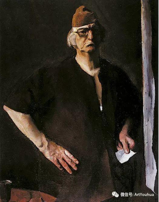 罗马尼亚C.Corneliu Baba油画欣赏插图23