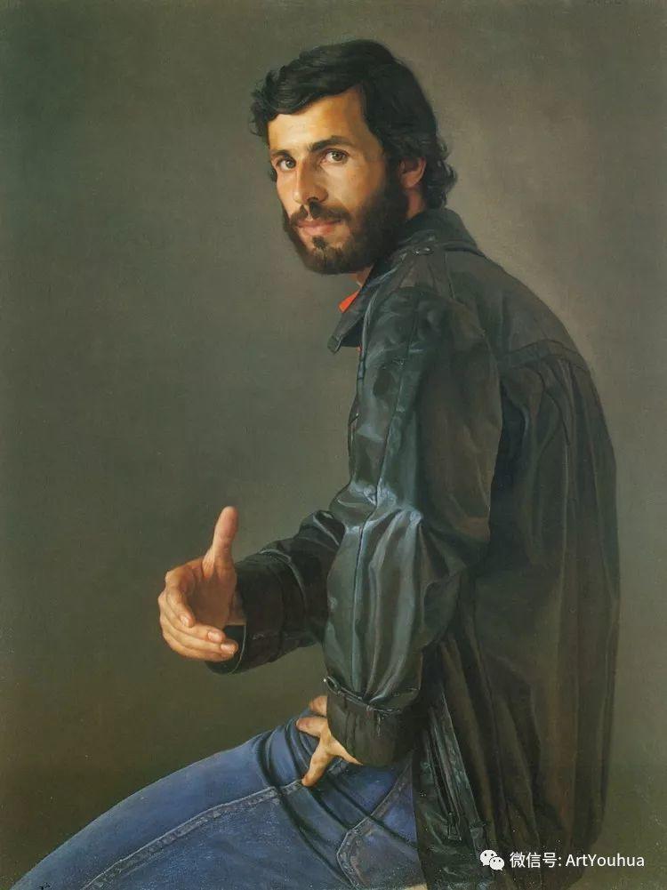 人物风景油画 西班牙籍Claudio Bravo插图49