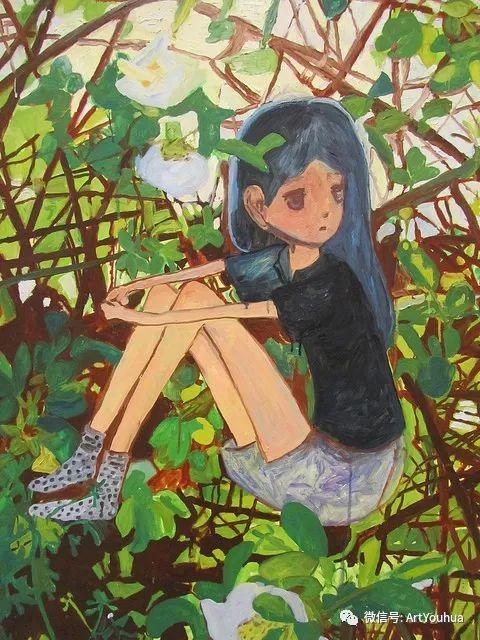 日本MAKIKO KUDO作品欣赏插图7