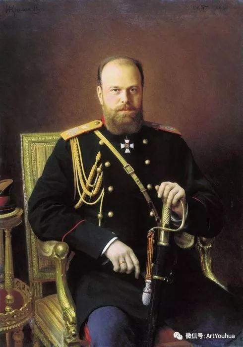 俄罗斯Крамской Иван Николаевич油画作品插图31