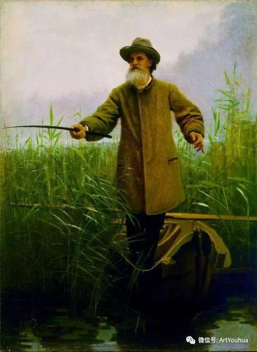 俄罗斯Крамской Иван Николаевич油画作品插图41