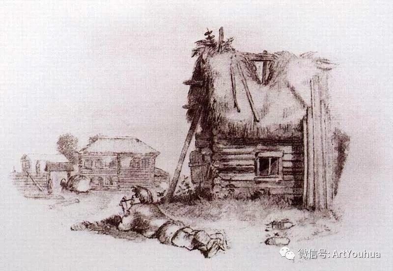 历史和神话题材油画 俄罗斯Viktor Mikhailovich Vasnetsov插图67