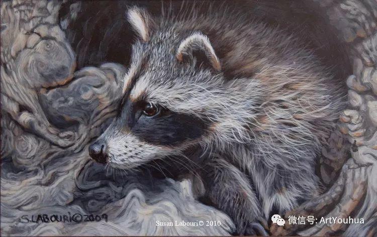 动物 美国Susan Labouri作品欣赏插图21