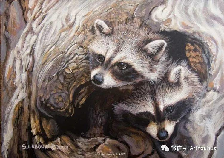 动物 美国Susan Labouri作品欣赏插图57